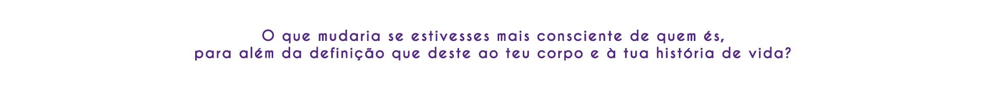Isabel Ferreira - Frase